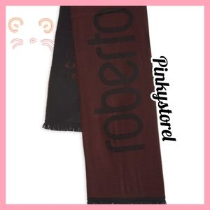 Authentic Roberto Cavalli Scarf